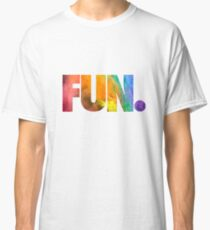 Fun. Colors Classic T-Shirt