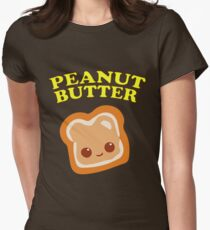 Couple - Peanut Butter (& Jelly) Women's Fitted T-Shirt