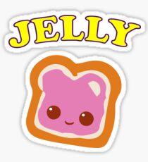 Couple - (Peanut Butter &) Jelly Sticker