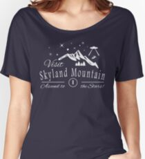Skyland Mountain Women's Relaxed Fit T-Shirt