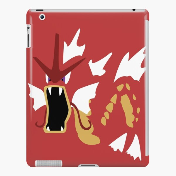 Gyradose Minimal (Pokemon) iPad Snap Case
