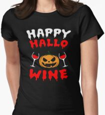 Wine Halloween T-Shirt