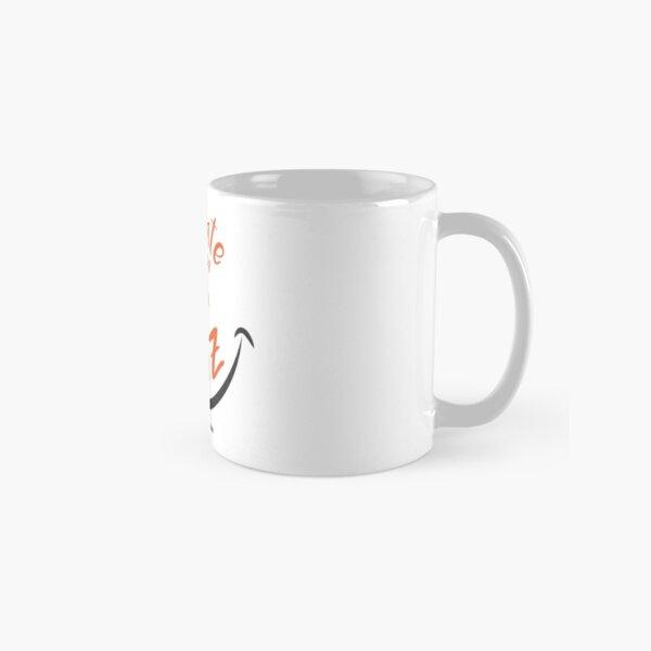 CZN - Dedícate a lo que te haga FELIZ Classic Mug