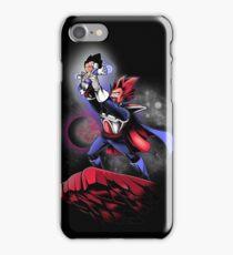 The Saiyan King iPhone Case/Skin