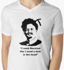 "Trotsky "" I need Marxism like I need a hole in the head"" T-Shirt"
