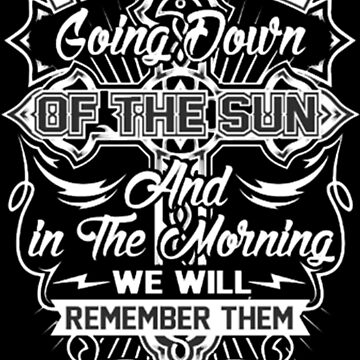 ANZAC DAY by HotTrendTShirt
