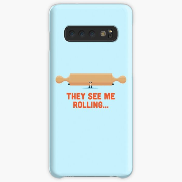 Character Building - Rolling Samsung Galaxy Snap Case