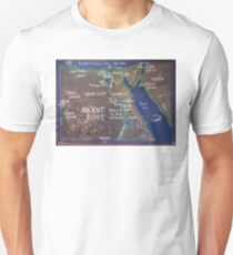 Map of Ancient Egypt T-Shirt