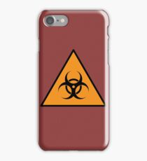 Virus-T Logo, Umbrella Corporation iPhone Case/Skin