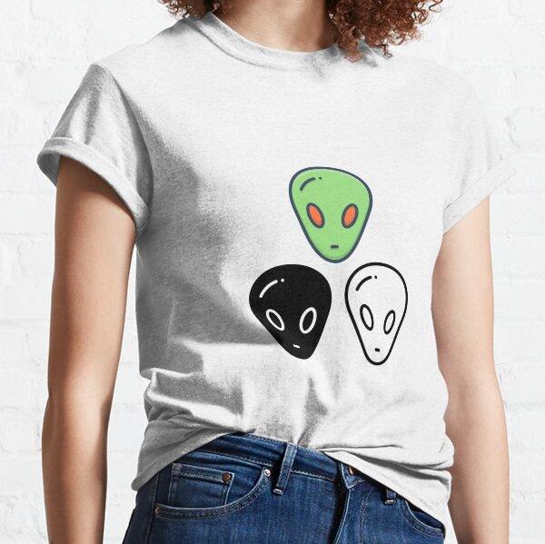Alien stranger ovni  Original Epic Gift Gift Idea For Birthday Mother's Father's Day For People Women Men boyfriend girlfriend friends besty Classic T-Shirt
