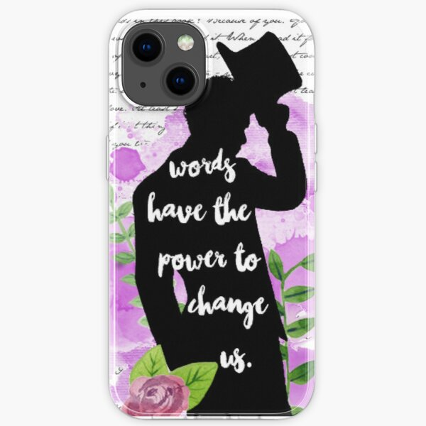 Will Herondale iPhone Soft Case
