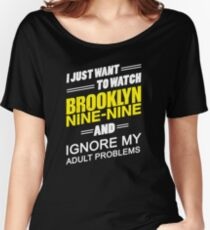Ignore My Adult Problems.. Women's Relaxed Fit T-Shirt
