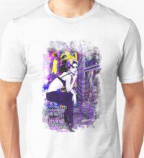 Edie Sedgwick. Warhol. Factory Girl. NYC. The Factory. Pop Art. Legend. Femme Fatale. Unisex T-Shirt