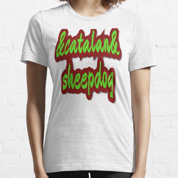 Copy of sheepdog t-shirt  Essential T-Shirt