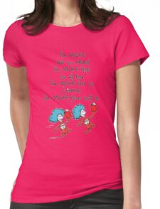 Read Across America Day 2016 Womens Fitted T-Shirt