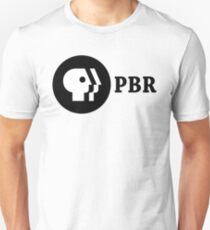 PBR (PBS Parody) T-Shirt