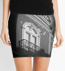 Sunny Balcony Mini Skirt