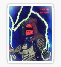 Darth Revan - Dark Lord  Sticker
