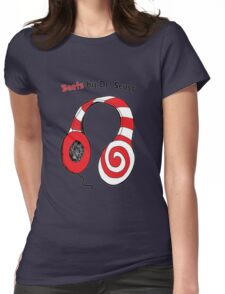 Beats by Dr Seuss - Read Across America Day Womens Fitted T-Shirt