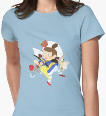 Busy Gal Women's Fitted T-Shirt