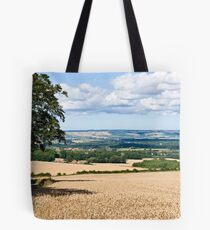 Yorkshire Wolds Tote Bag