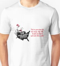 Read Across America Day design T-Shirt