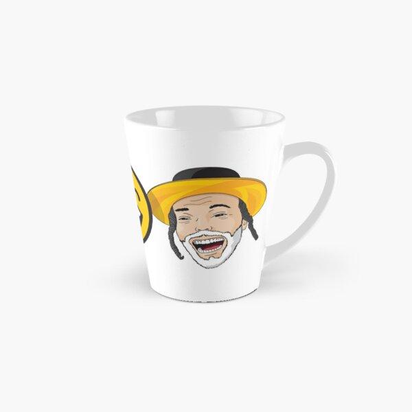 I can laugh - funny, smile | Modern and original jewish art Tall Mug