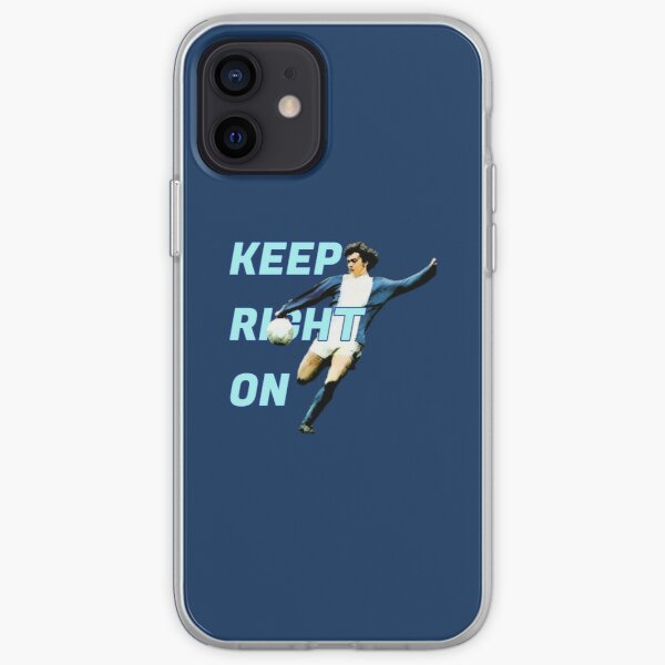 Keep Right On -  Birmingham City Trevor Francis Design iPhone Soft Case
