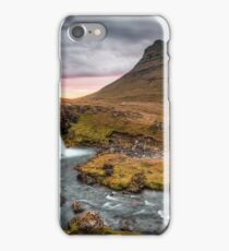Kirkjufellsfoss 3 iPhone Case/Skin