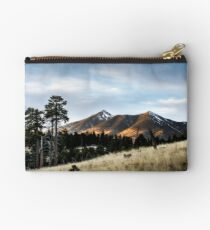 Passing Light on the Mountains Studio Pouch