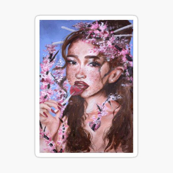 Blossoming Beauty Sticker