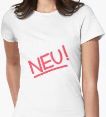 Neu! - Neu! Women's Fitted T-Shirt