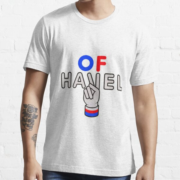 Václav Havel-Civil Forum T-shirt essentiel