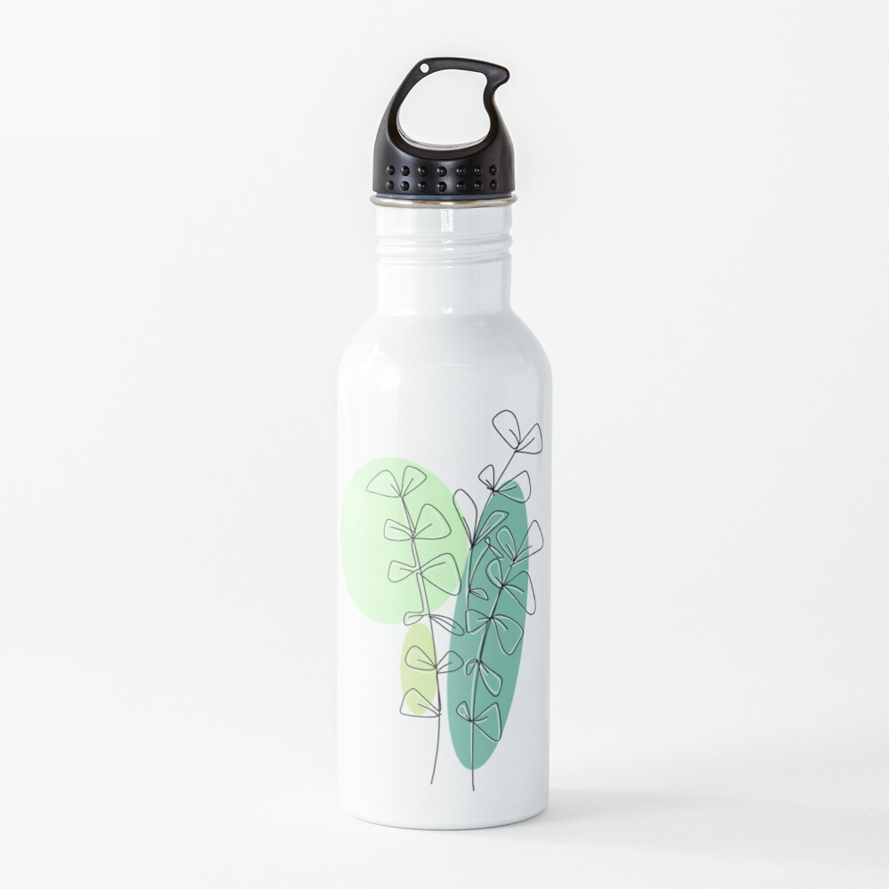 leaves Water Bottle