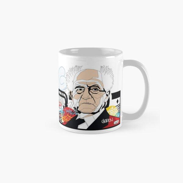David Ben-Gurion - Pop Art Israeli leader Classic Mug