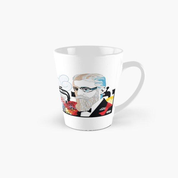 Theodor Herzl - Pop Art Israeli leader Tall Mug