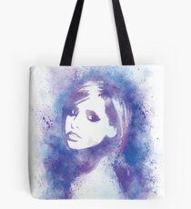 SMG Watercolor Portrait Tote Bag