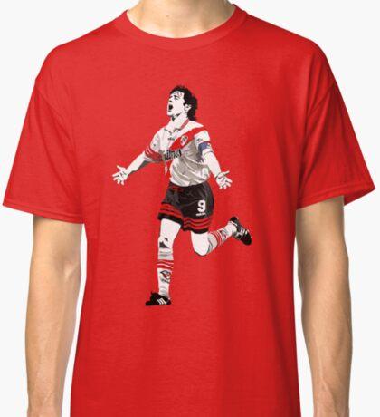 F is for Francescoli Classic T-Shirt