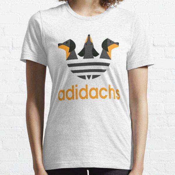 Dachshund Adidachs Shirt, Fun Gift Essential T-Shirt