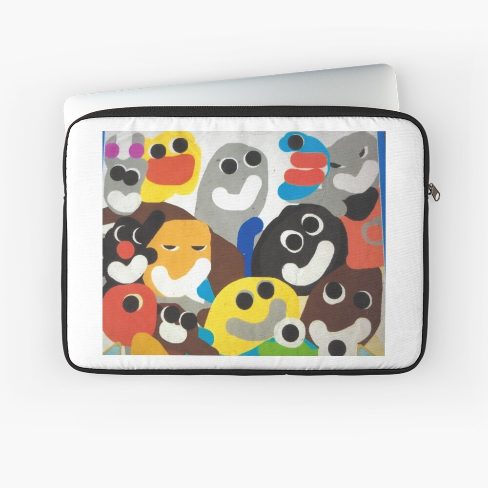 Children of the World Laptop Sleeve
