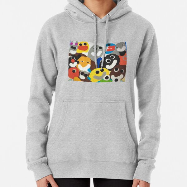 Children of the World Pullover Hoodie