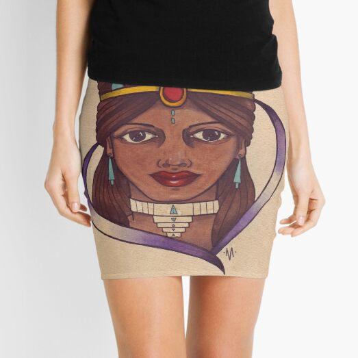 Queen Mini Skirt
