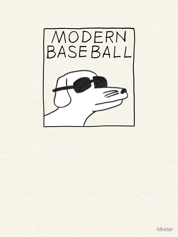 modern baseball by idketer
