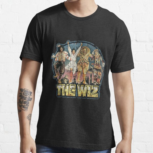 70's Classic Musical The Wiz  Vintage  Essential T-Shirt