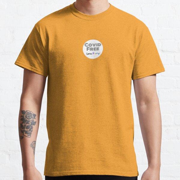 Covid Free Classic T-Shirt