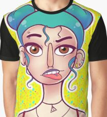 Grrrl Graphic T-Shirt
