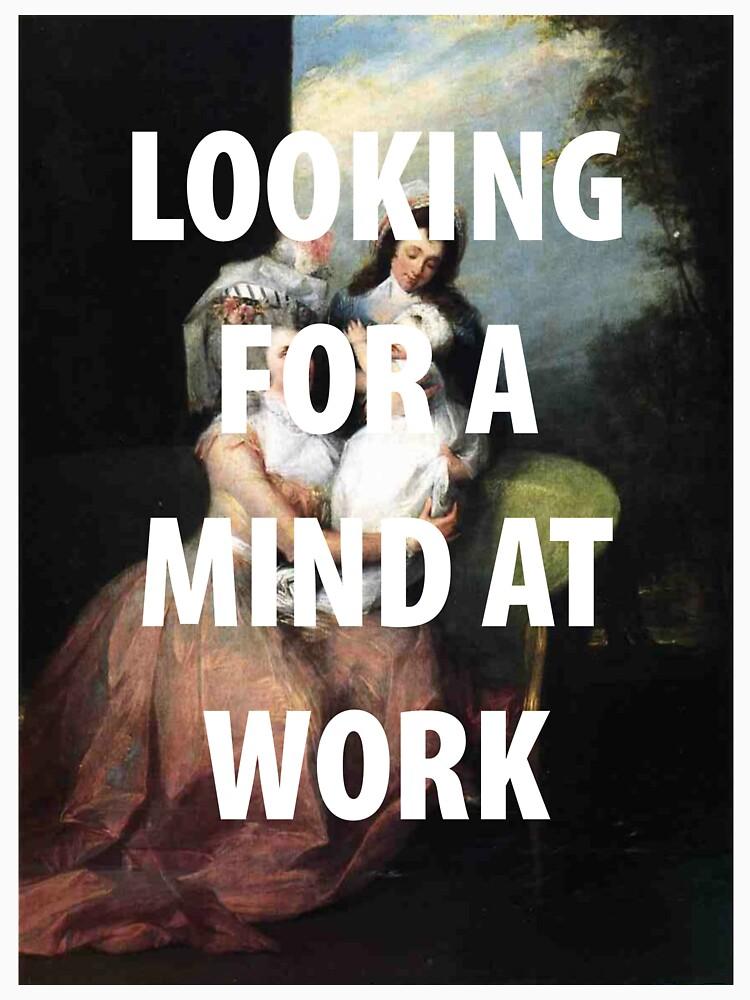 A MIND AT WORK | Unisex T-Shirt