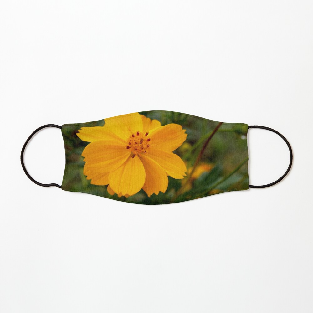 Golden Coreopsis Mask