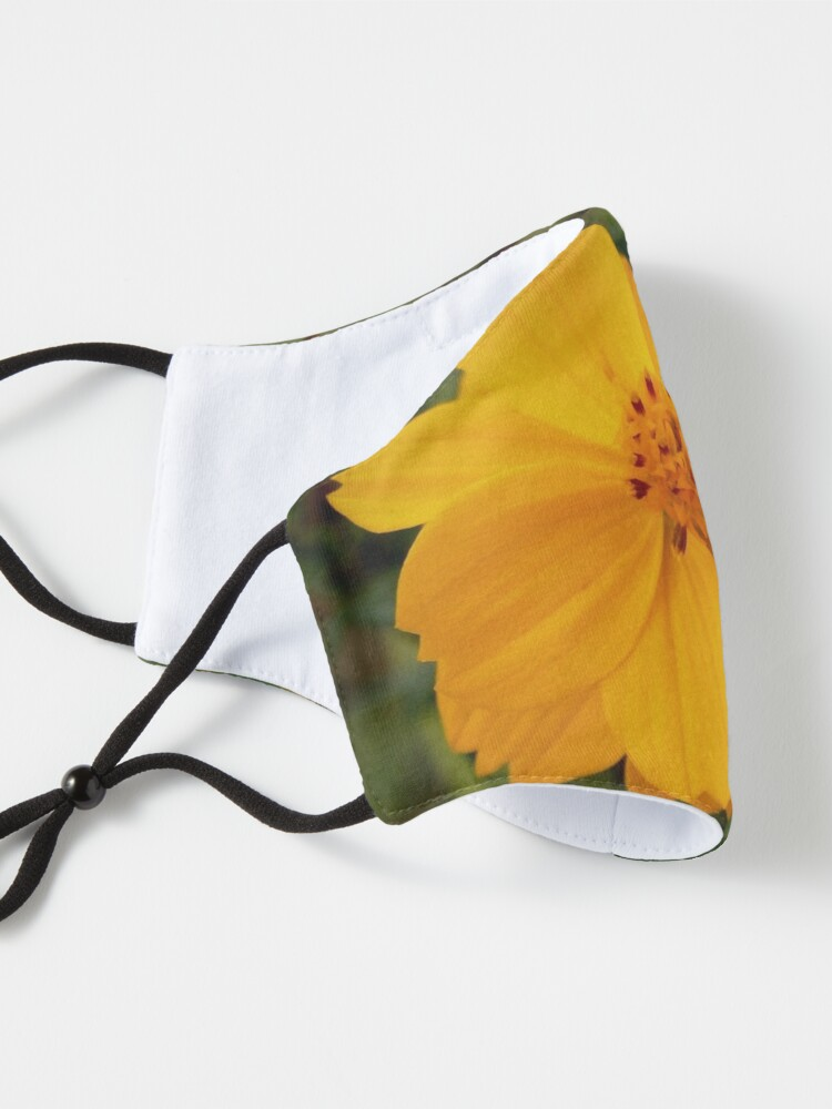 Alternate view of Golden Coreopsis Mask