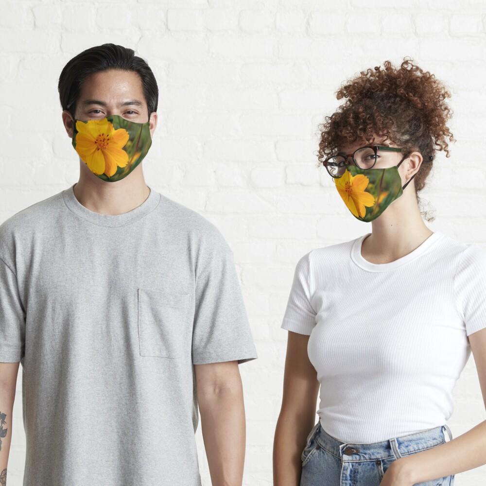 Golden Coreopsis Mask
